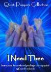 Instructional Worship Dance Video in Lyrical Style - I Need Thee