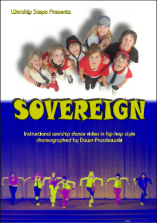 Sovereign - Hip Hop Praise Dance Instruction Video